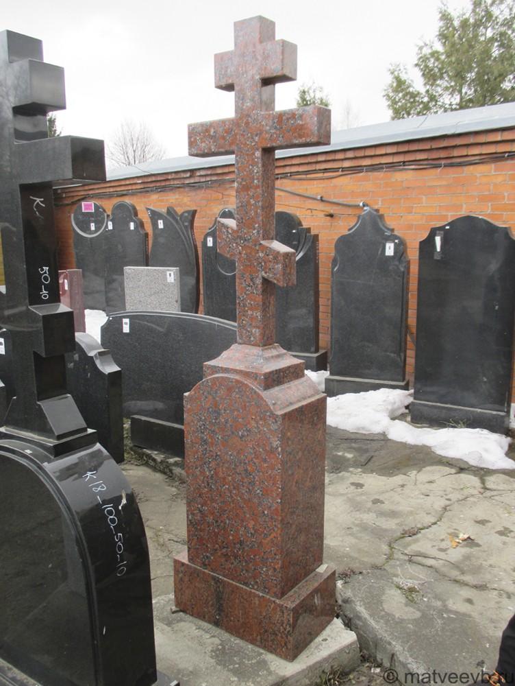 Крест на могилу цена