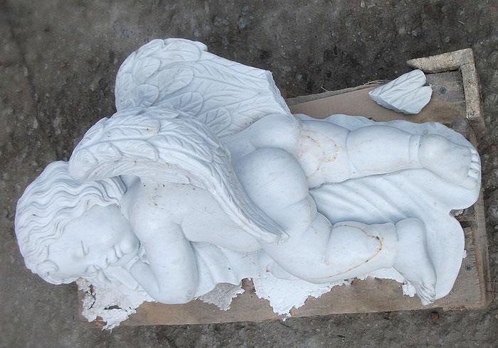 Восстановление памятников