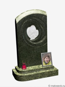 Эскиз памятника ребенку