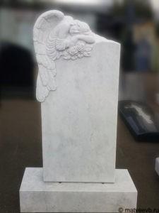 Надгробия с ангелом