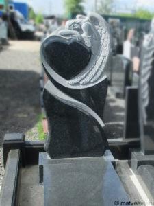 Памятники с ангелом 4