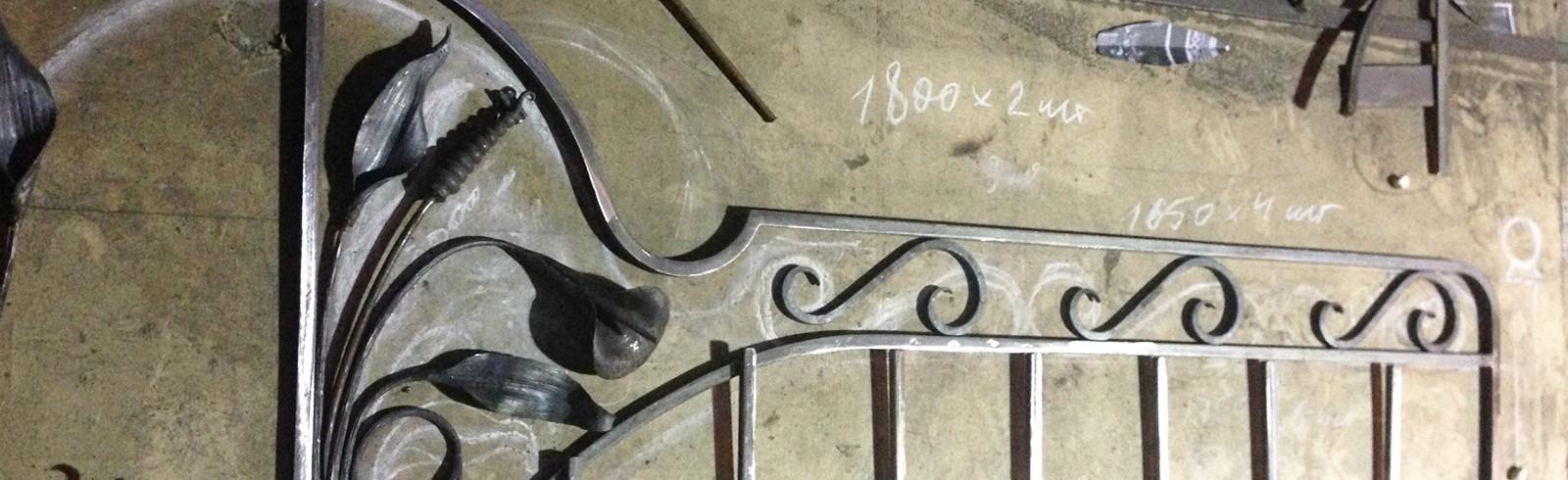 Изготовление оград на могилу
