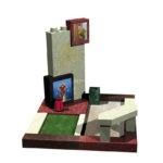 Эскизы детских памятников
